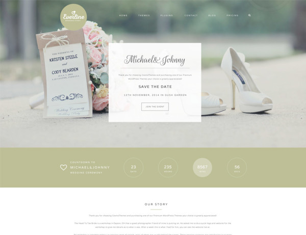 everline-wedding-theme