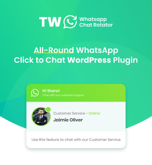 Complete solution to display WhatsApp chat widget in WordPress and WooCommerce