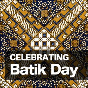 Celebrating Batik Day in Indonesia