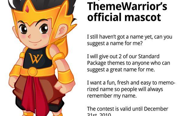 Meet Our Official Mascot