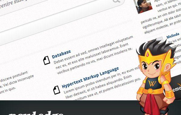 Sneak Peak: nowLedge WordPress Theme and New WarriorPanel