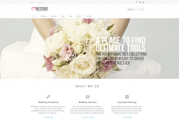 10 Best Wordpress Wedding Themes 2017 Themewarrior