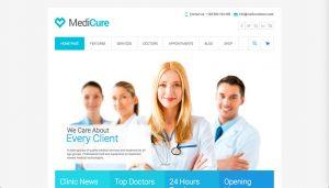 MediCure Theme