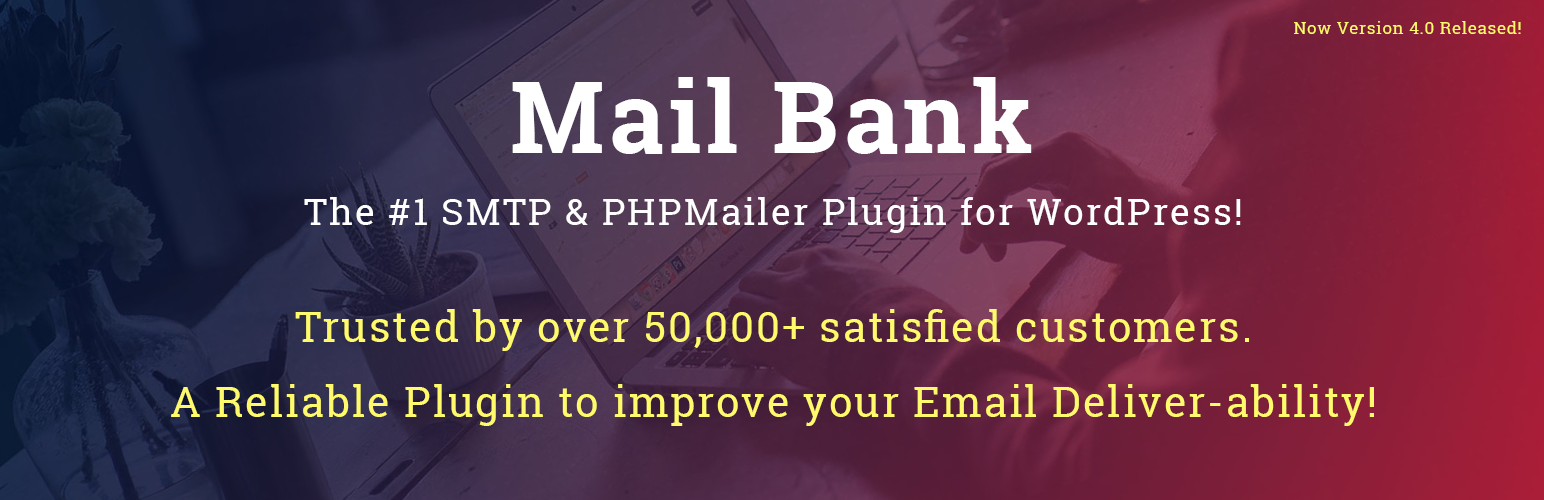 WP Mail SMTP Plugin – Mail Bank