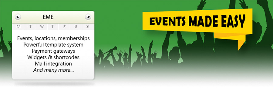 Events Made Easy plugin