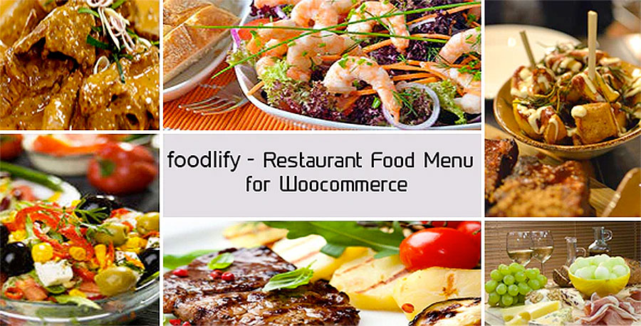 Foodlify for WooCommerce plugin