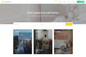Introducing ListingHive, an Extensible WordPress Free Directory Theme