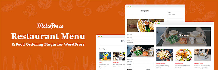 MotoPress Restaurant Menu plugin