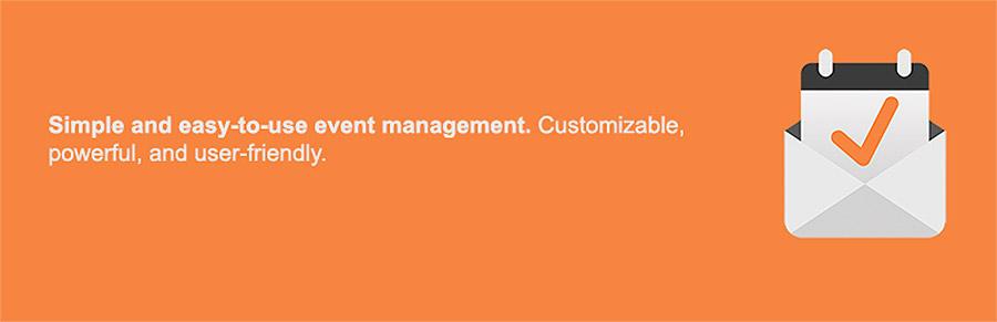 RSVP and Event Management plugin