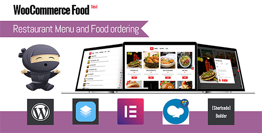 WooCommerce Food plugin