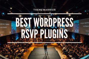 Best WordPress RSVP Plugins in 2020