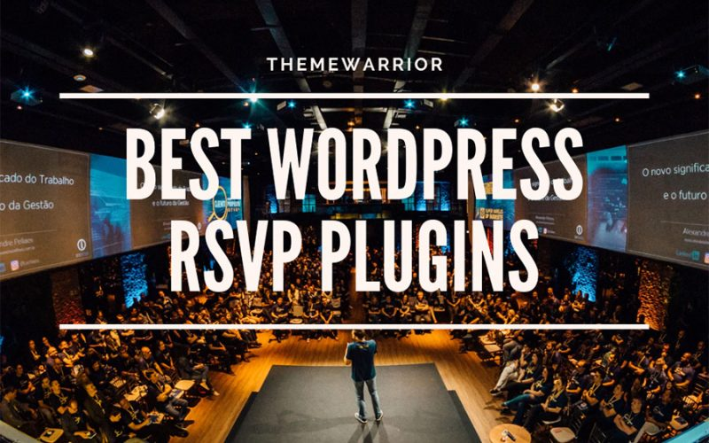 Best WordPress RSVP Plugins in 2020