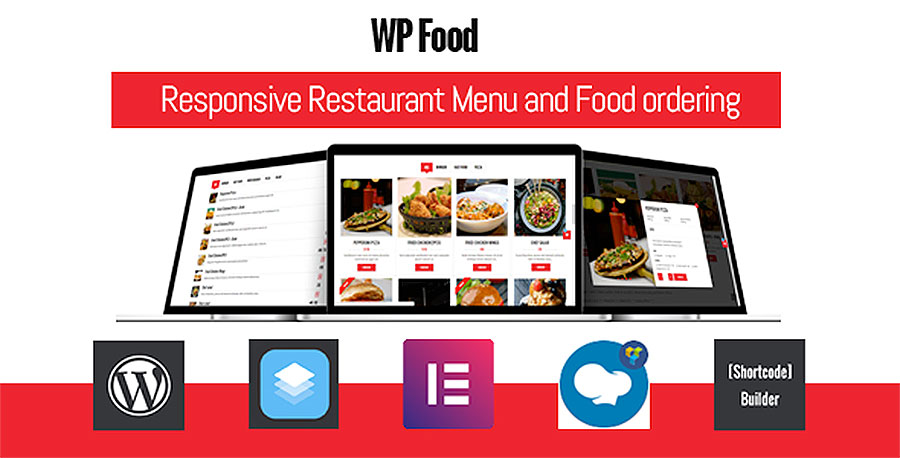 WP Food plugin