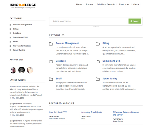 iKnowledge